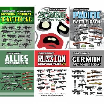Комплекты оружия