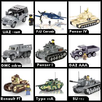 Custom kits