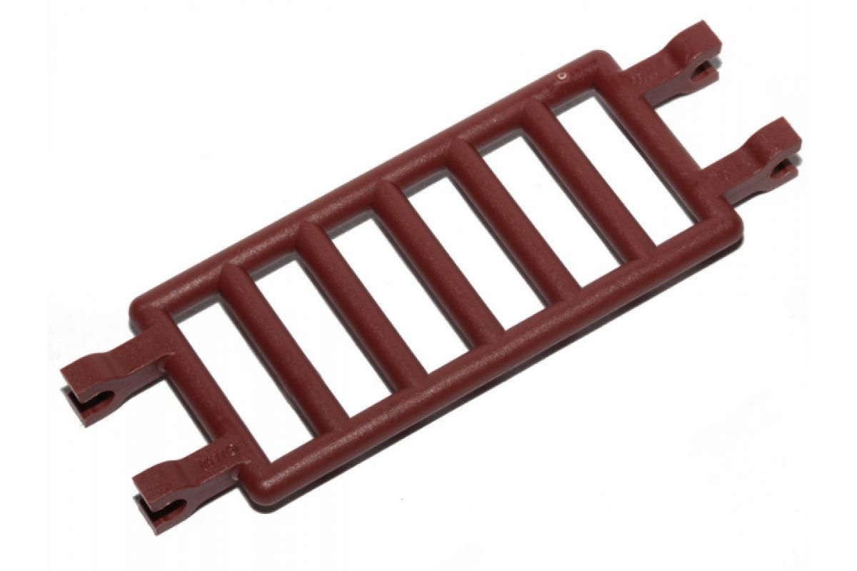 Bar 7 x 3 with Quadruple Clips (ladder)