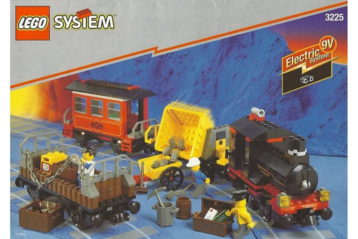 3225 Classic Train