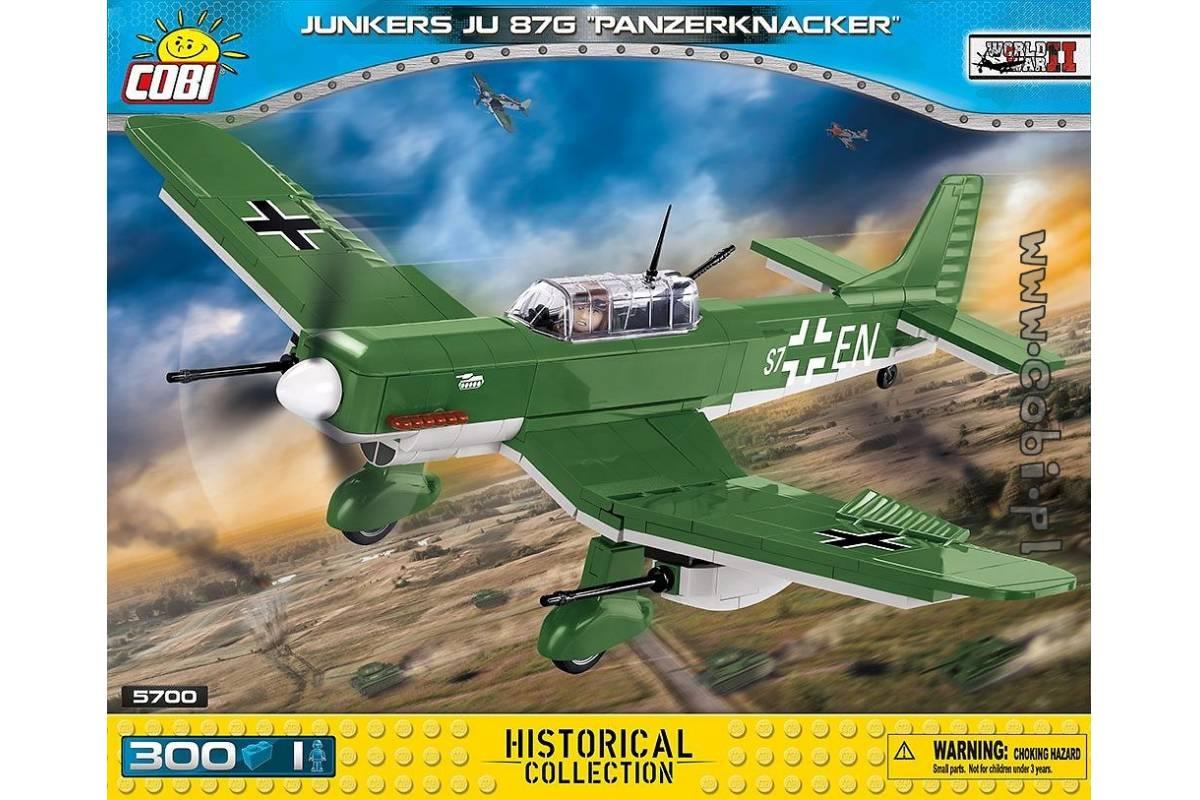 5700 Junkers Ju 87G Panzerknacker