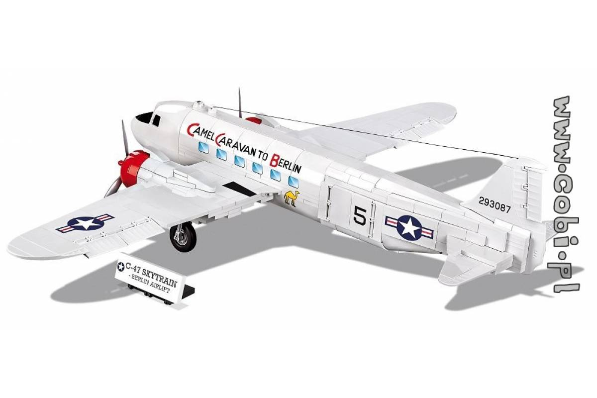 5702 C-47 Skytrain Berlin Airlift