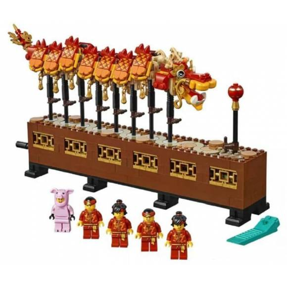 80102 Dragon Dance