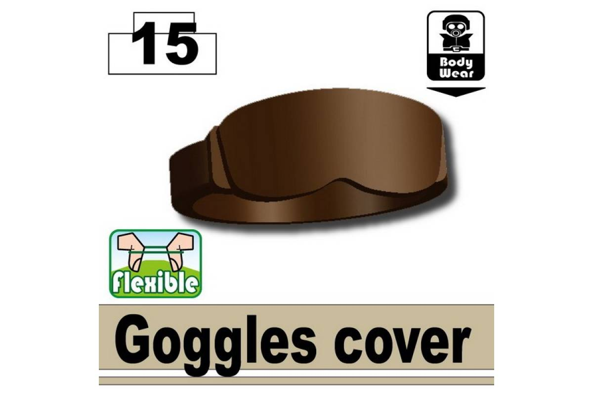 Goggles Сover Brown
