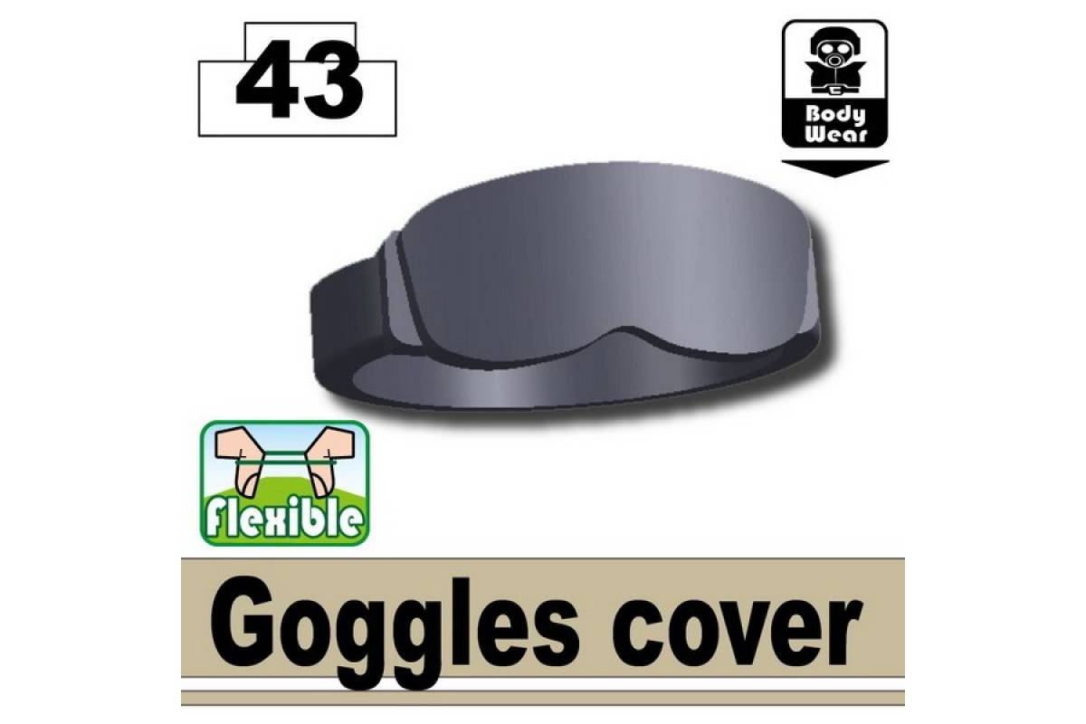 Goggles Сover Dark Blue Gray