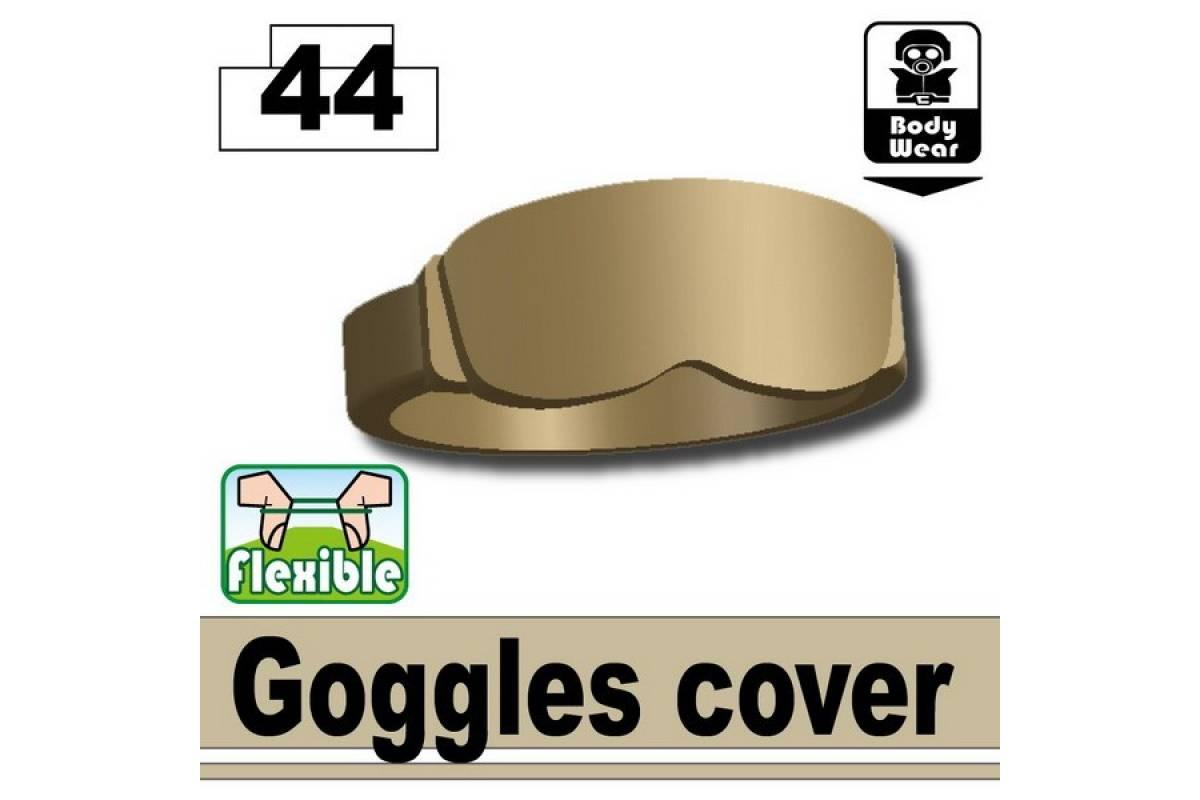 Goggles Сover Dark Tan