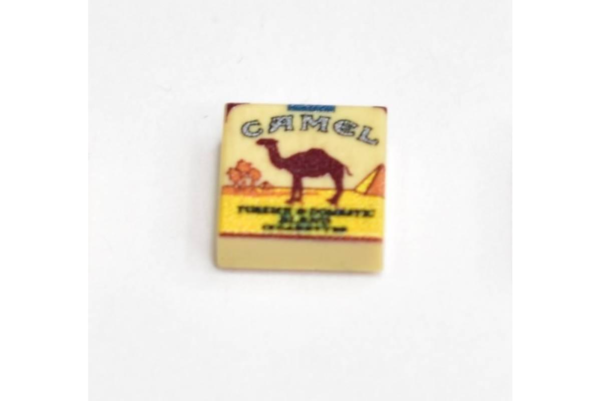 Camel cigarettes - tile 1x1