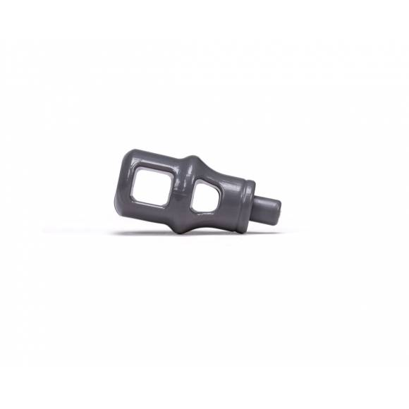 Muzzle Brake - Panther (3mm pin) (Dark Gray)