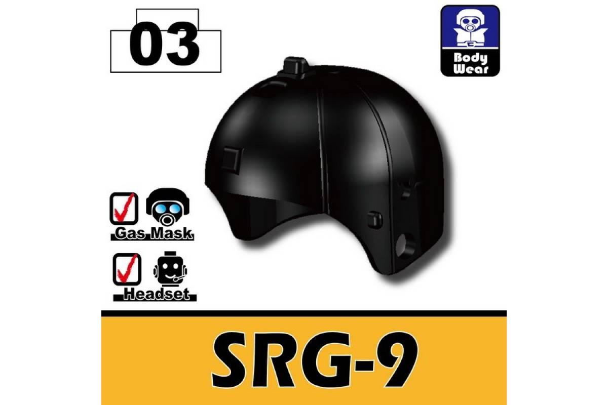 Helmet SRG-9 black