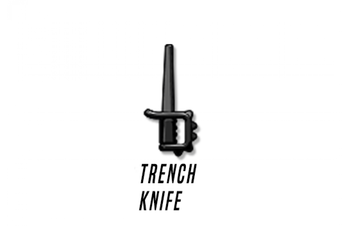 M1917 Trench Knife black