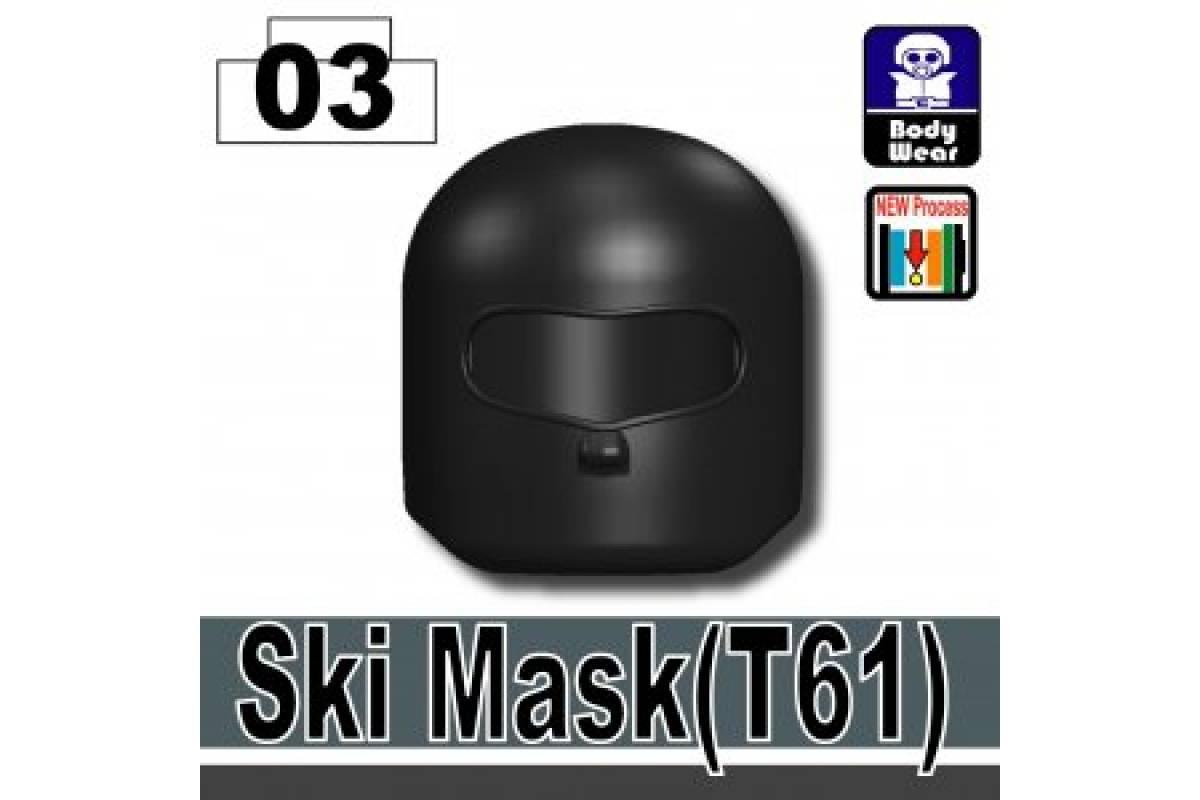 Ski Mask T61 Black
