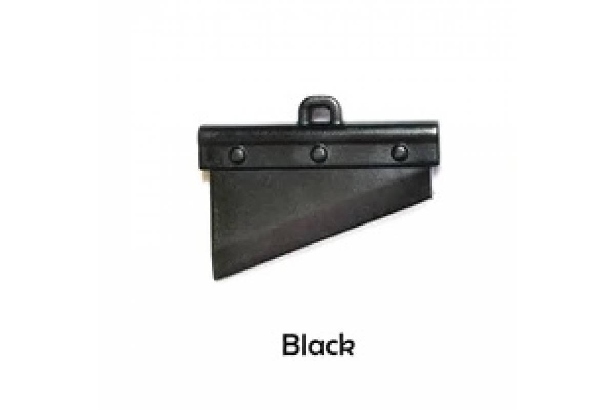 Guillotine Blade Black
