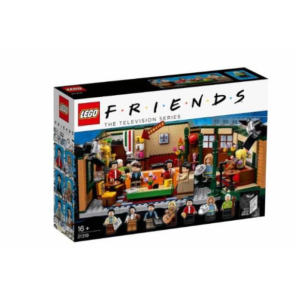 21319 Friends Central Perk