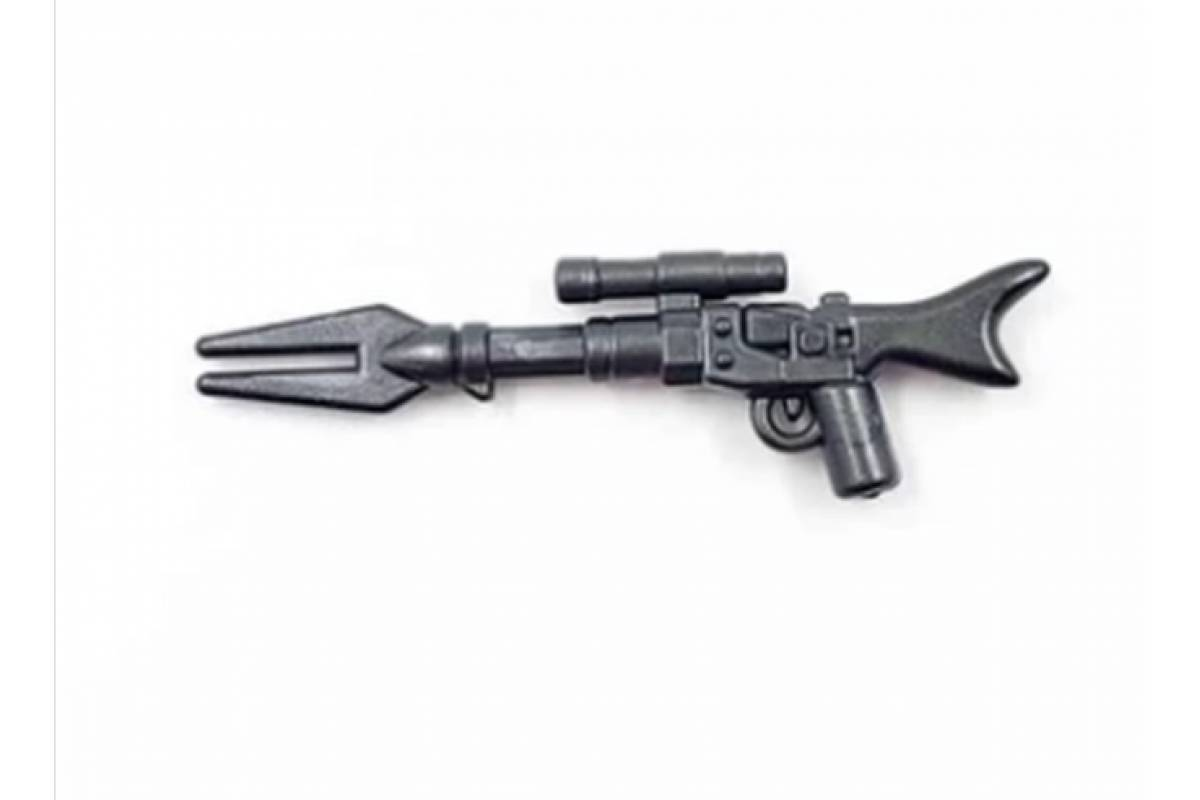 Galactic Gunfighter Rifle Black