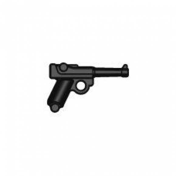 P08 Luger Gunmetal