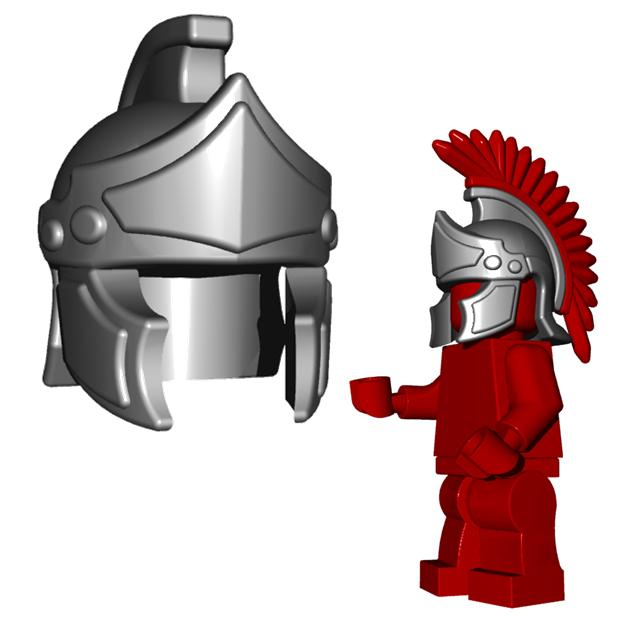Греко-римский шлем, черного цвета