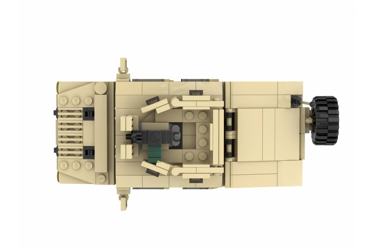 HUMVEE - US Modern Military Vehicle