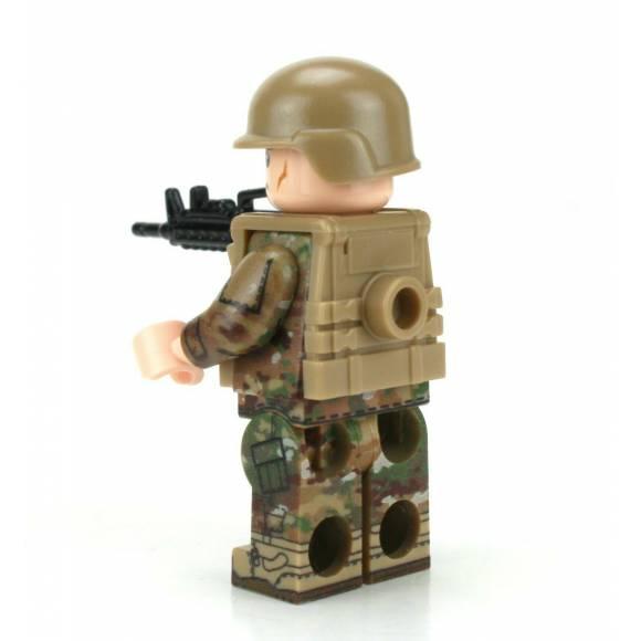 Army OCP Infantry Minifigure