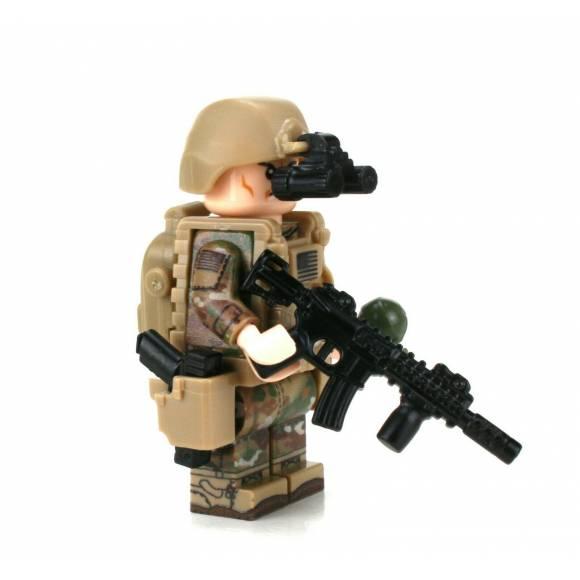 Army OCP 101st Airborne Minifigure