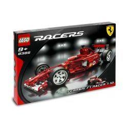 8386 Ferrari F1 Racer 1:10
