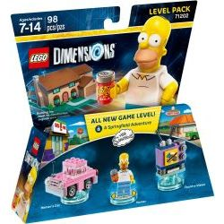 71202 The Simpsons: Homer