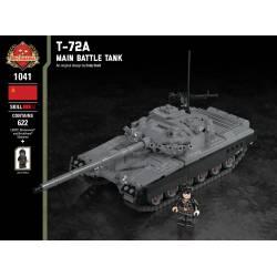 T-72A - Main Battle Tank