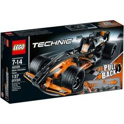42026 Черный гоночный автомобиль