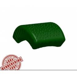 Ирокез темно-зеленый широкий