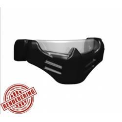 Ballistic Mask Black