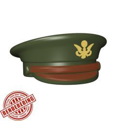 Officer hat US Army