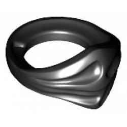 Бандана нинзя черного цвета