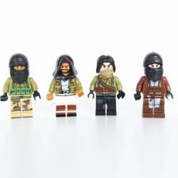 Modern Terrorist squad - Taliban (Brickpanda)