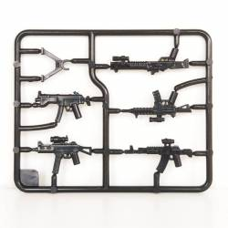 Modern weapons pack -3 Brickpanda
