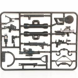 Modern weapons pack - 6 Brickpanda