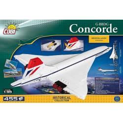 1917 Concorde G-BBDG