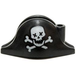 Пиратская двухуголка Бикорн