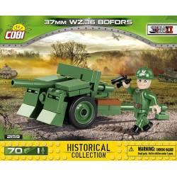 2159 37мм противотанковая пушка Бофорс