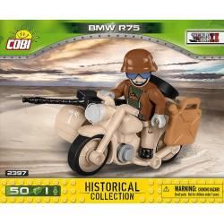 """2397 Мотоцикл БМВ R75 """"Сахара"""""""