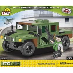 24306 Бронемобиль НАТО ААТВ Джунгл ДЕПЛ