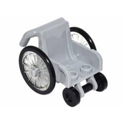 Инвалидное кресло серое