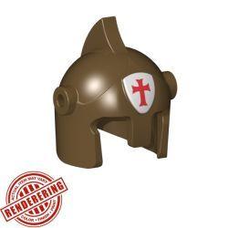 Battle helmet holy Judgement