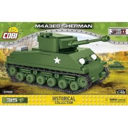 2705 M4A3E8 Sherman