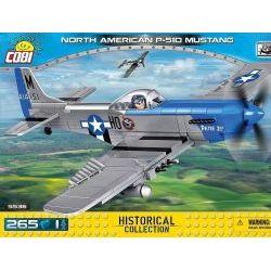 5536 Американский истребитель Норт Америкэн Р-51 Мустанг