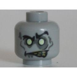 Голова зомби