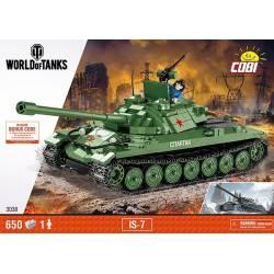 3038 тяжелый танк ИС-7