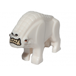 Corellian Hound with Tan Teeth and Orange Eyes Pattern - Star Wars