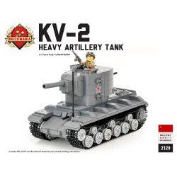 KV-2 Soviet tank