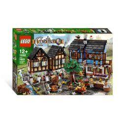 10193 Средневековый деревенский рынок