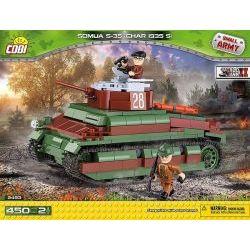 2493 Французский средний танк