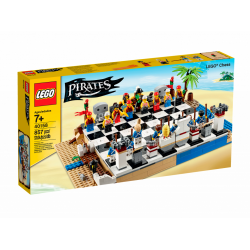 40158 Pirates Chess Set